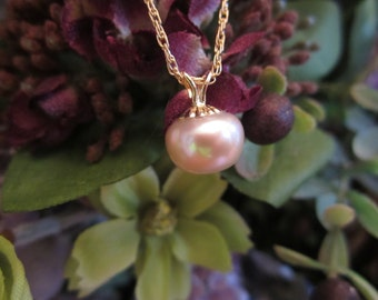 10.2mm Cultured Pearl Drop