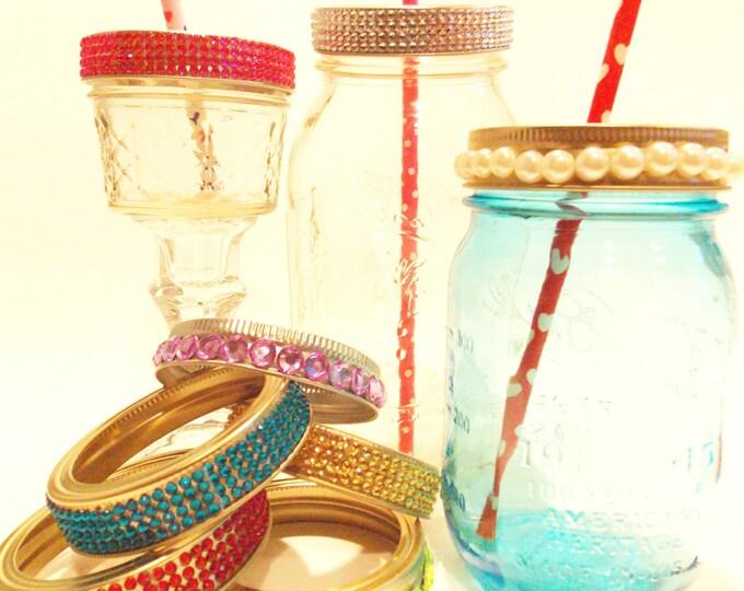 Jar Bling Rings