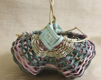 Handwoven Basket #3