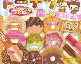 Origami Donut Shop Kit