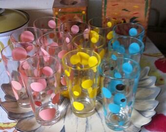 POLKADOTS and GLASS