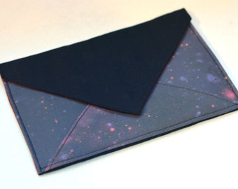 SALE! 15% off! Furud - Galaxy Clutch