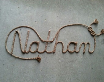 6 LETTER Name Western Rope Name Art