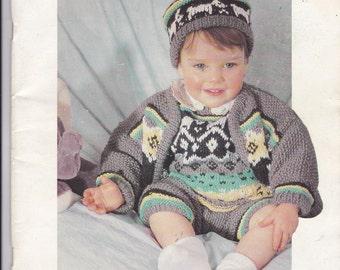 Pattern Book: ANNY BLATT LAYETTE - Beautiful Graph Patterns for Babies