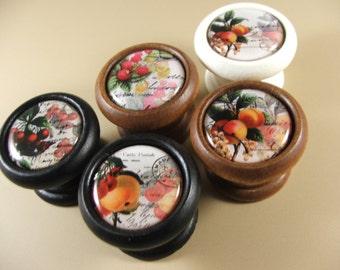 fruit decorative cabinet knobs pulls handlesprice is for 1 knob - Decorative Cabinet Knobs