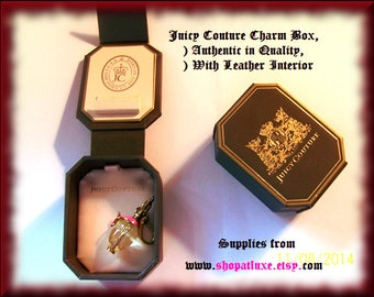 Juicy Couture Charm Box - Single Item