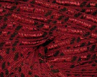GGH Tiffany Ribbon Yarn 002 Wine