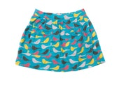 Colorful little girls skirts with Fun Birds Print - toddler skirts - girls clothing  - girls clothes Ready to shipp girl toddler skirt