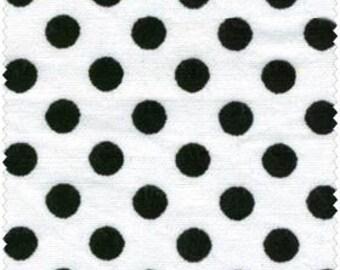 Black/ White Confetti Dot from Galaxy Fabrics - Yardage