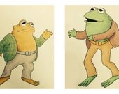 Frog and Toad are Homies