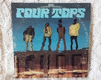 "Four Tops- ""Still Waters Run Deep"" vinyl record"
