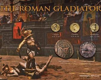 DM 228 The Gladiator Set 5x7