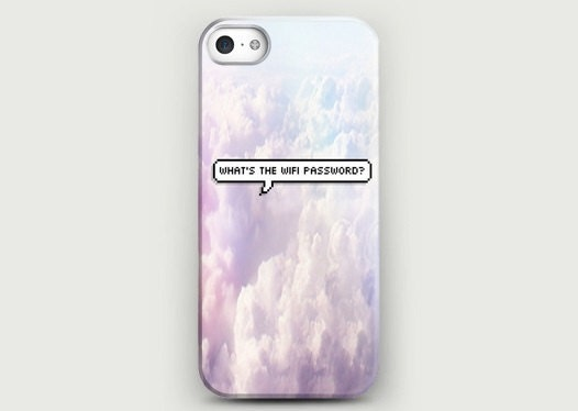 new style aafec 576f4 Cheap Cellphone Cases: Whats The Wifi Password? Phone case inspired ...