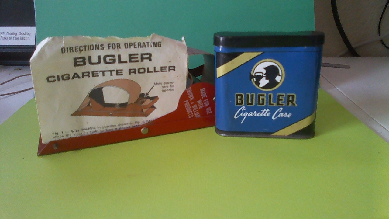 zig zag cigarette roller instructions
