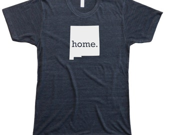Homeland Tees Men's New Mexico Home T-Shirt