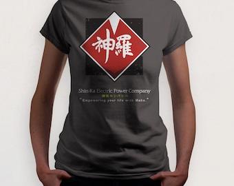 Shinra Electric Company (Final Fantasy VII t-shirt)