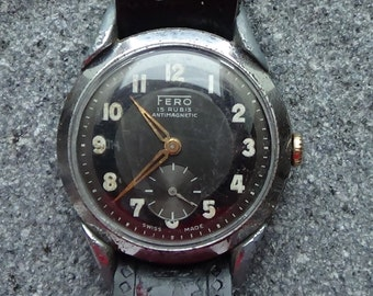 Fero Swiss TIME JOURNEY POSSIBLE