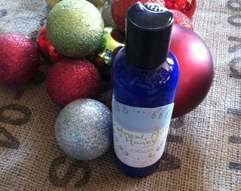 Our Lotions are delightfully scented and moisturizing.  Paraben Free