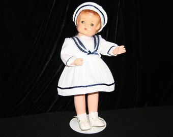 Patsy Ann is an original 1930s Effanbee composition Patsy Doll