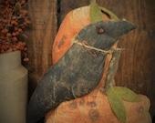 Pumpkin Doll, Primitive Pumpkin, Primitive Pumpkin Doll, Primitive Doll,  Primitive Crow Doll, Primitive Crow, OFG, HAAP, HAFAIR