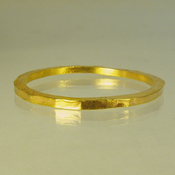 24 Karat ring uni ring Man Wedding Band Woman Wedding