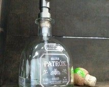 Patron Soap Dispenser - Made from Recycled Bottle