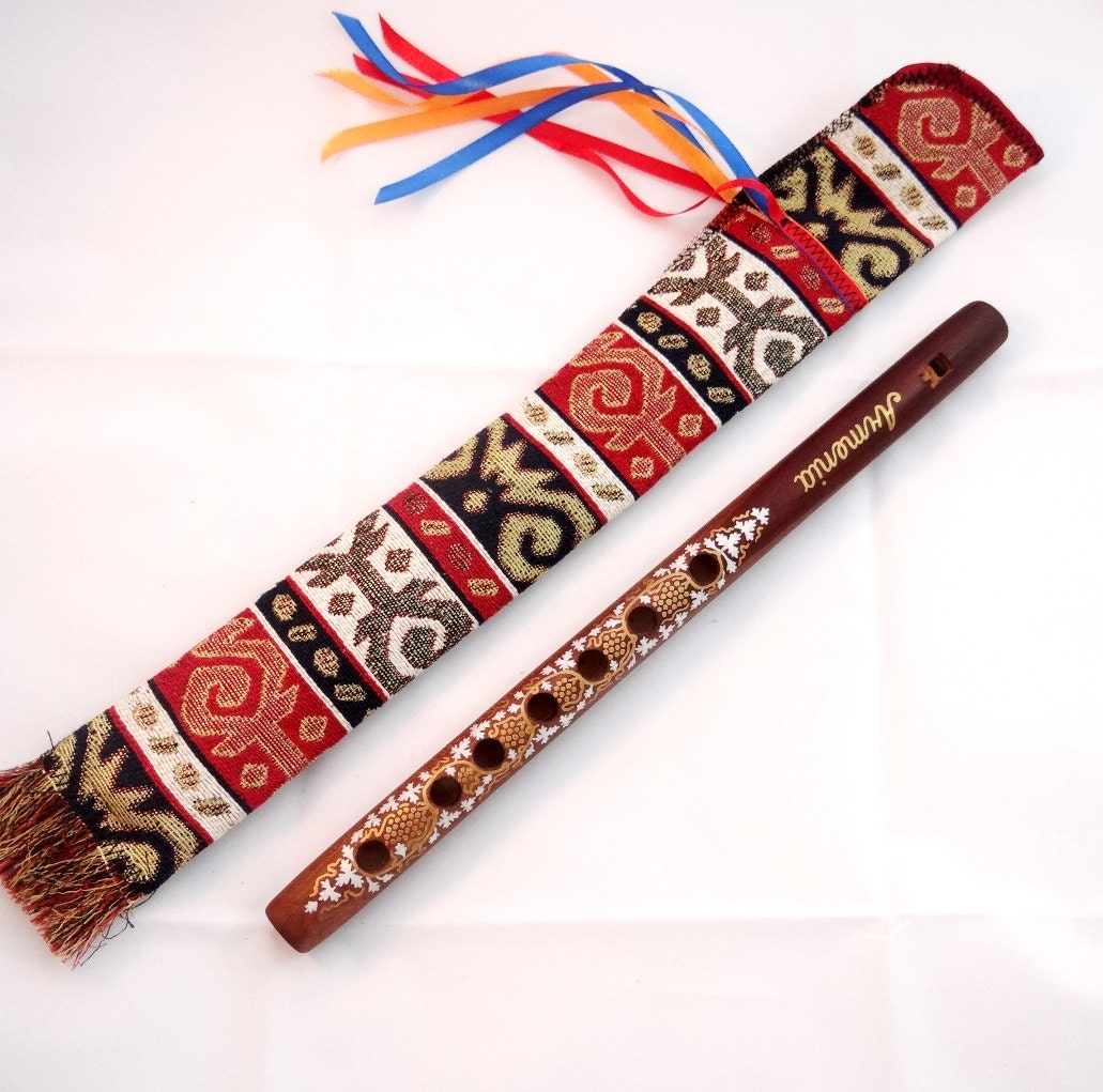 Amazon.com: Professional Bloul Armenian Flute by Ararat ...  |Armenian Flute