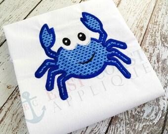 MR.CRABBY machine embroidery design