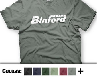 Binford Tools T-Shirt - Tool Time - Tim Taylow - More Power - Home Improvement