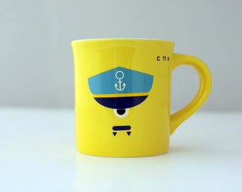 Mugs500 Dokabee Yellow by Jahng, Hyoungjoon