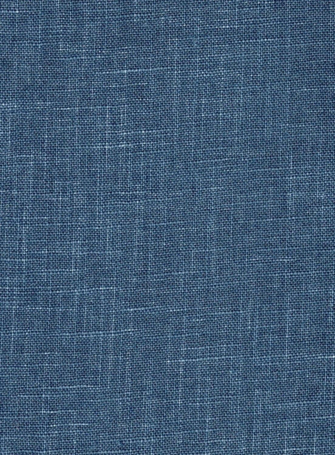 Chambray blue japanese cotton linen fabric for patchwork for Chambray fabric