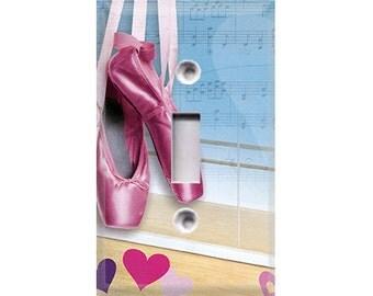 Ballerina Slippers Light Switch Cover