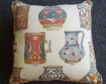 Decorative Pillow with cord - Unique Designs