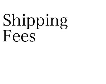 Top Up on Shipping Fees