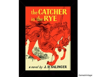 holdens depression in the catcher in the rye by j d salinger