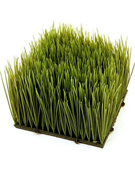 artificial ornamental wheatgrass fake plastic wheat grass