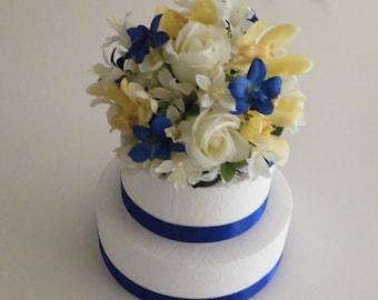 Wedding Cake Topper - Custom Made