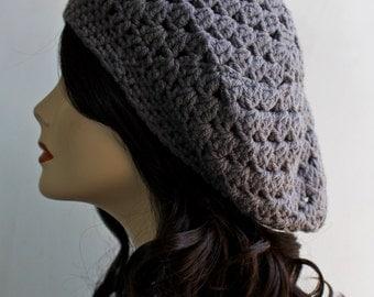 Dream Slouchy Beanie, Beret Winter Hat