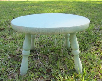 Popular Items For Vintage Wood Stool On Etsy