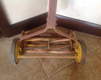 Folbate Rotary Reel Lawnmower
