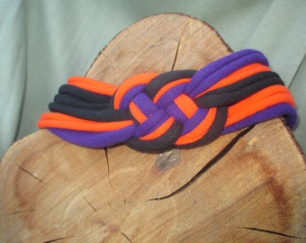 Halloween Celtic Knot Headband