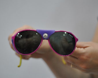 Vintage POLAROID sunglasses , small sunglasses....
