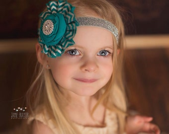 The Twinkle Toes Headband or Hair Clip