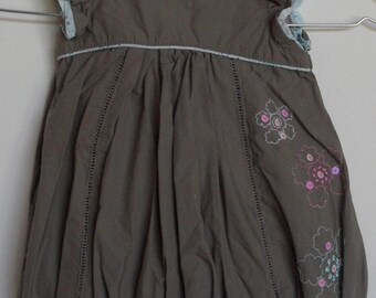 Vintage, French, child's dress
