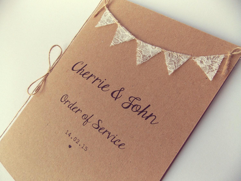 Kraft Wedding Invitations for amazing invitations sample