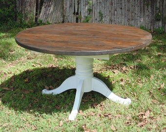 Round dining table | Etsy