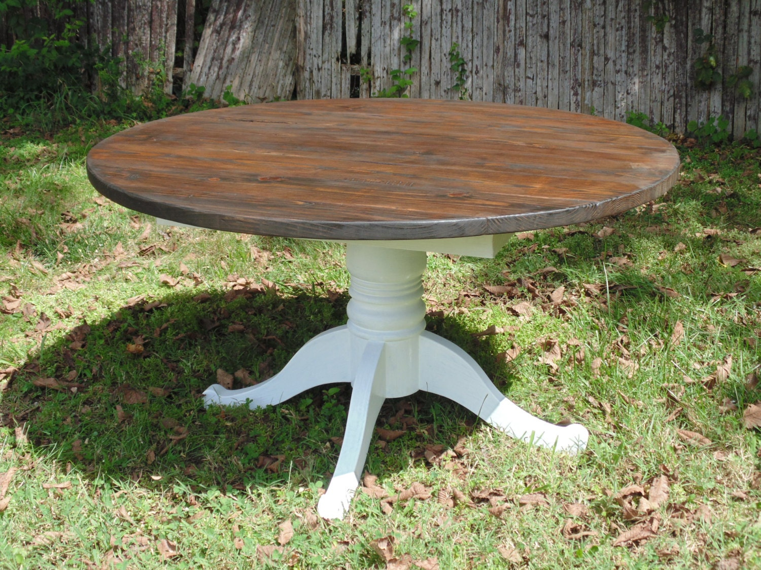 Allegany Round Dining Table Reclaimed Wood Custom : ilfullxfull653748666iodw from www.etsy.com size 1500 x 1125 jpeg 618kB