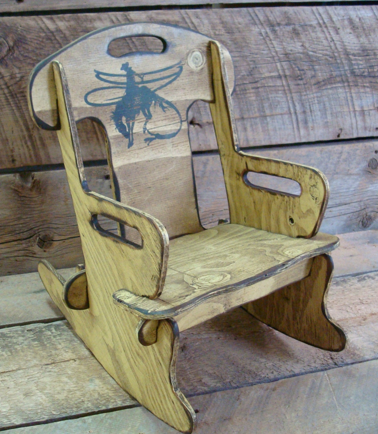 Christmas Gift for kid s Child s rocking chair