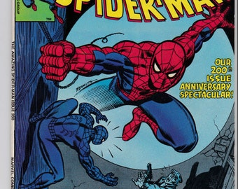Marvel Comics The Amazing Spider Man Issue #200