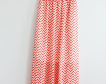 Clearance SALE Chevron Maxi Dress Causal Maxi Dress Long Dress Sun Dress